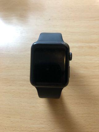 Apple Watch Serie 3. 42 mm space grey