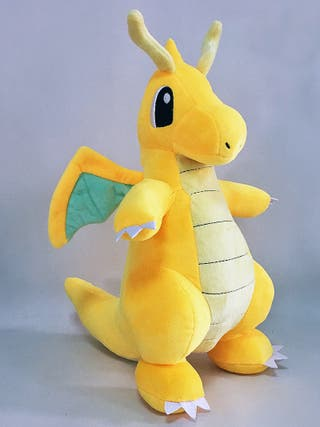 Peluche DRAGONITE Gigante 30cm pokemon digimon tcg