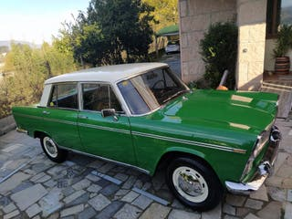 SEAT 1500 1968