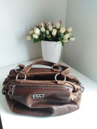 bolso marrón Gloria Ortiz