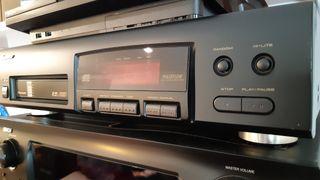reproductor de cd Pioneer PD-M-406