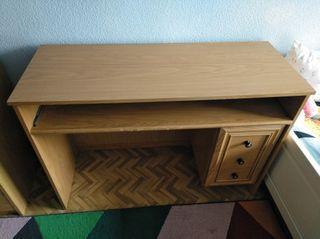Escritorio madera