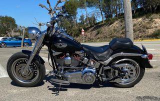 Harley Davidson fat boy 2007