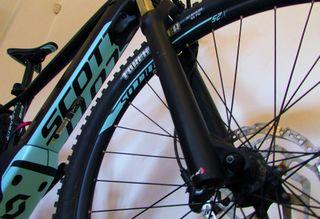 Bicicleta Scott e-Aspect 20
