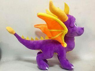 Peluche SPYRO Gigante 30cm dragon pokemon switch
