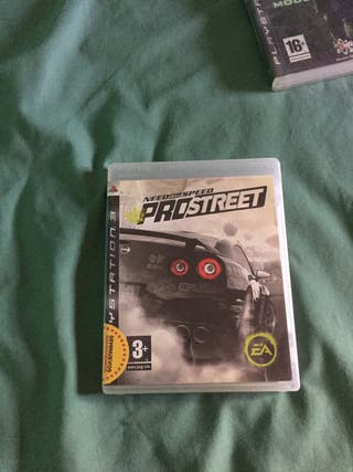 Need for speed juego de ps3