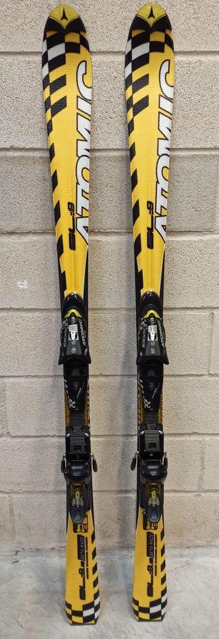 Esquís Atómic Sl9