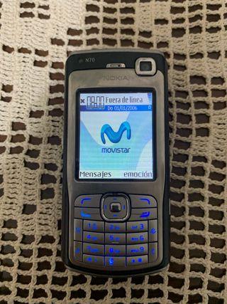 Movil Nokia N70
