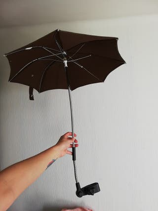 Paraguas para carrito.