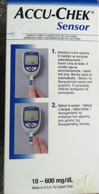 Medidor de glucemia