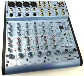 Alesis Multimix 8 usb FX Mesa de mezclas