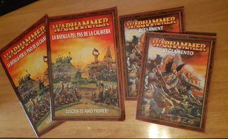 Manuales Warhammer