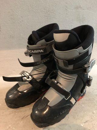Botas esqui de montaña talla 45