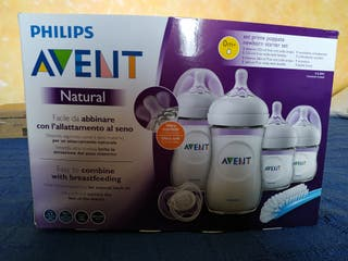 biberones Philips avent natural