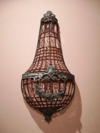 Apliques franceses de bronce