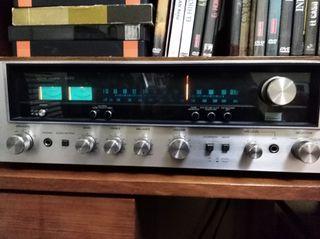 Amplificador receiver SanSui 6060