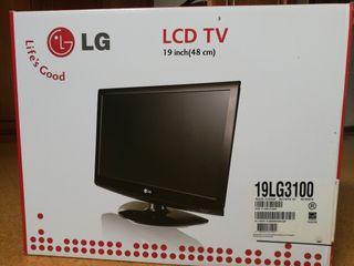 Televisión LG 19 inch