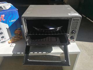 horno eléctrico 35 litros