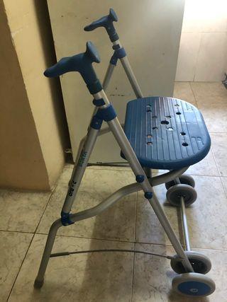 Andador 2 ruedas Ara-C persona mayor