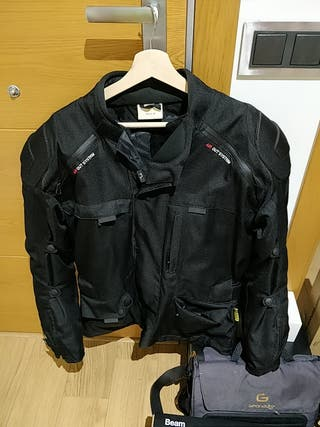 chaqueta de moto talla M