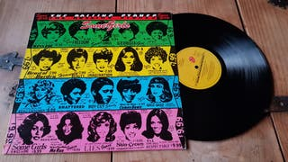 "The Rolling Stones-Vinilo LP ""SomeGirls"""