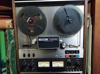 Grabadora de cinta Teac