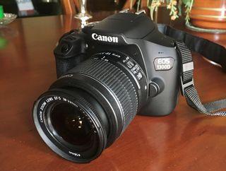 Canon EOS 1300D NUEVA!!