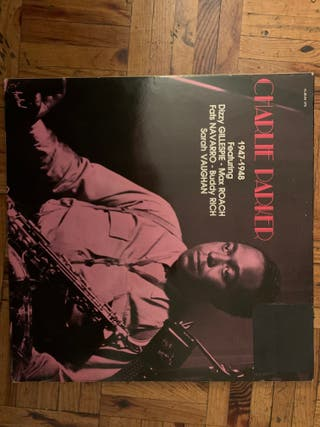 Charlie Parker Featuring Dizzy Gillespie - Max Roa