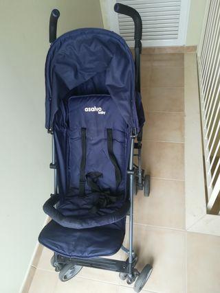 Carrito- coche bebé/ niños y orinal de adaptación