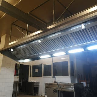 EXTRACTOR INDUSTRIAL 4X2M