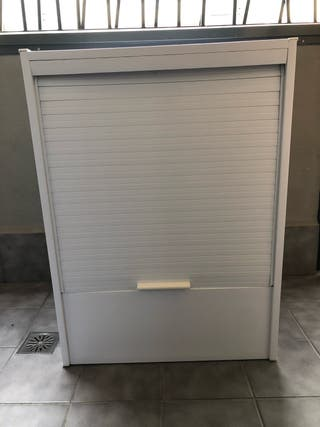Mueble lavadora exterior