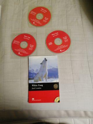 White Fang, Jack London +CD's