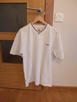 Camiseta Desigual blanca
