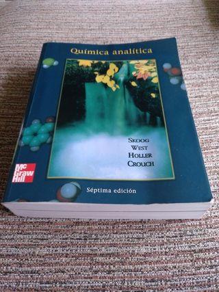 """Libro """"Química analítica"""""""