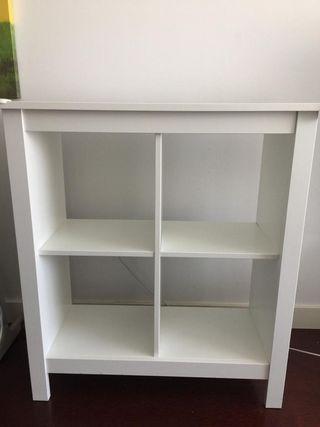 Mueble estanteria/libreria (2 unidades iguales)