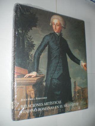 Relaciones artísticas hispano-romanas en el XVIII