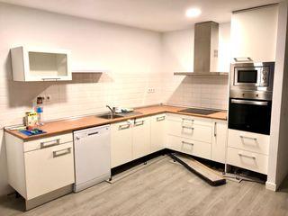 Cocina y muebles de cocina