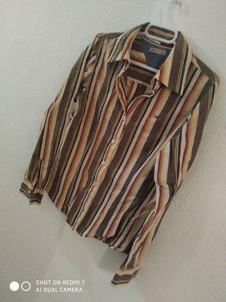camisa de vestir Mujer Tommy Hilfiger original