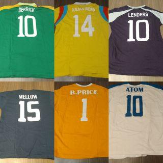 Camisetas de Campeones