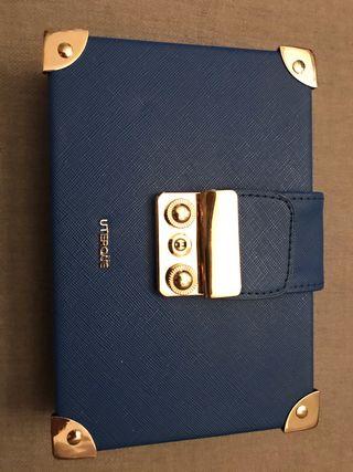 UTERQUE Bolso azul