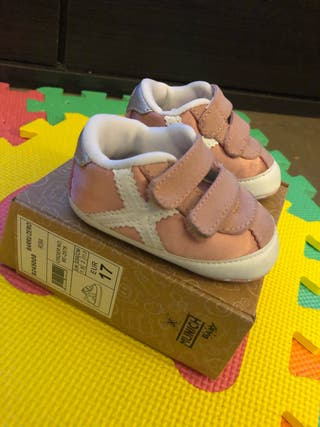 Zapatillas Múnich bebe