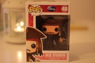 Funko pop 48 Jack Sparrow