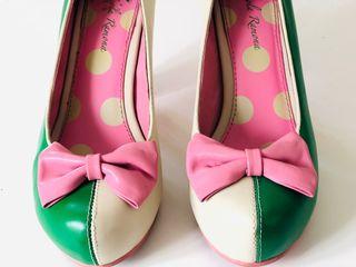 Zapatos Lola Ramona T39 Nuevos