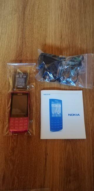 Nokia X3 02 Rosa
