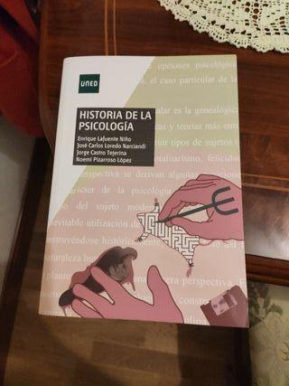 Libro de Historia de la psicología UNED