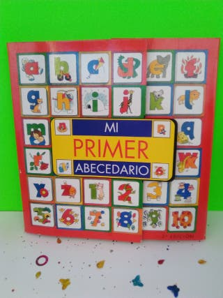 MI PRIMER ABECEDARIO PERFECT!!
