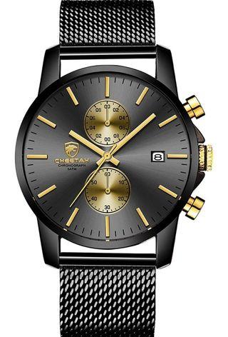 Reloj pulsera analógico.