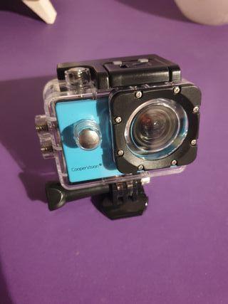 cámara coopervisión