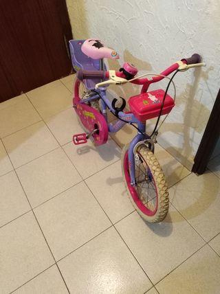 bicicleta nino