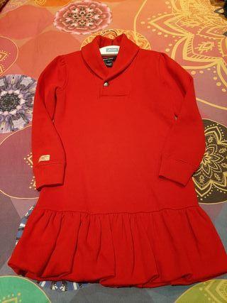 Vestido Polo Ralph Lauren niña